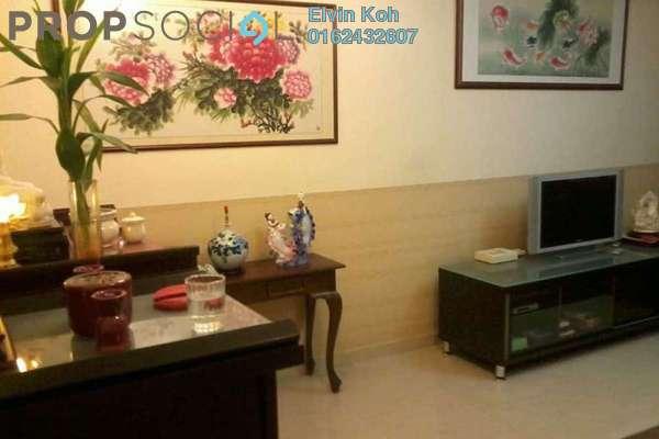 For Sale Terrace at Taman Puncak Jalil, Bandar Putra Permai Freehold Semi Furnished 4R/3B 590k