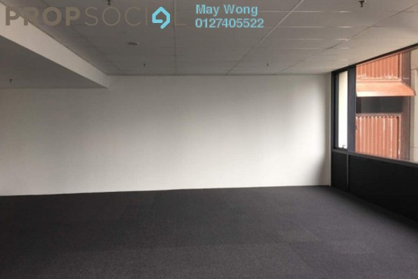 For Rent Office at Arte Mont Kiara, Dutamas Freehold Semi Furnished 0R/1B 4.25k