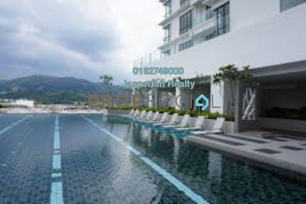 For Rent Condominium at You Residences @ You City, Batu 9 Cheras Freehold Unfurnished 3R/2B 1.1k