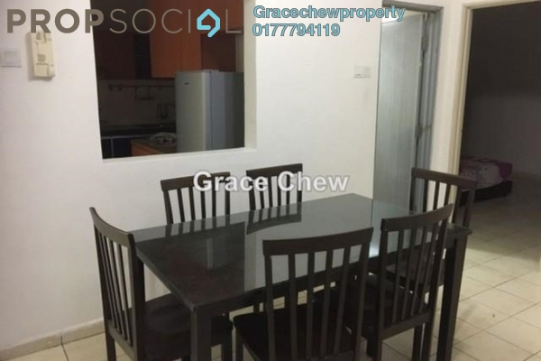 For Sale Serviced Residence at Prima Midah Heights, Cheras Freehold Fully Furnished 3R/2B 348k