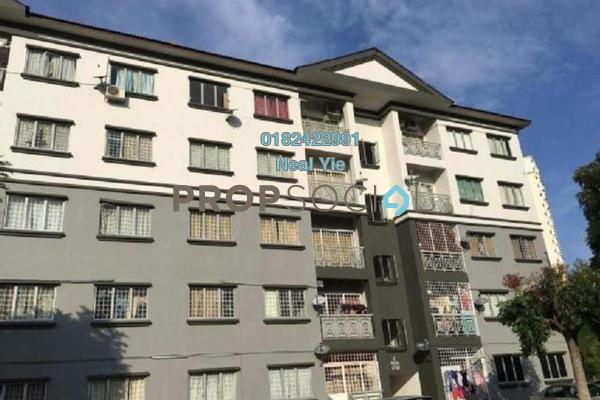 For Sale Apartment at Sri Alpinia, Bandar Puteri Puchong Freehold Unfurnished 3R/2B 249k