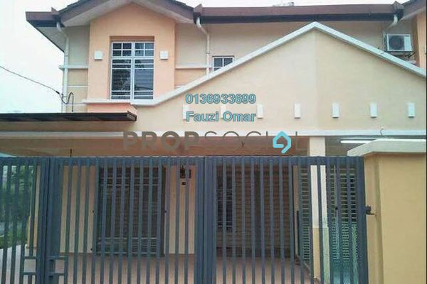 For Sale Terrace at Taman Ukay Bistari, Ukay Leasehold Unfurnished 4R/3B 850k