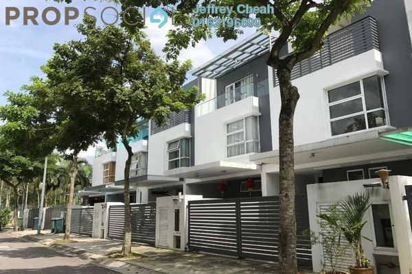 For Sale Terrace at Amelia, Desa ParkCity Freehold Semi Furnished 5R/5B 2.95m
