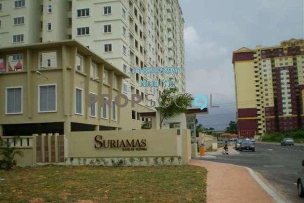 For Sale Condominium at SuriaMas, Bandar Sunway Freehold Unfurnished 4R/2B 465k