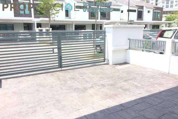 For Sale Terrace at Ceria Residences, Cyberjaya Freehold Unfurnished 5R/5B 1.15m