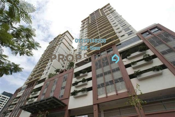 For Rent Condominium at D'Alamanda, Cheras Freehold Fully Furnished 2R/1B 1.5k