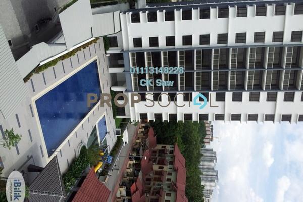 For Rent Condominium at Villa Laman Tasik, Bandar Sri Permaisuri Freehold Fully Furnished 3R/2B 1.8k