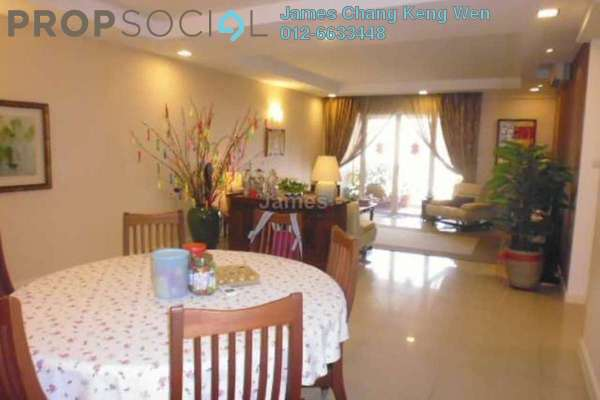For Sale Condominium at Kiaramas Cendana, Mont Kiara Freehold Fully Furnished 3R/4B 1.35m