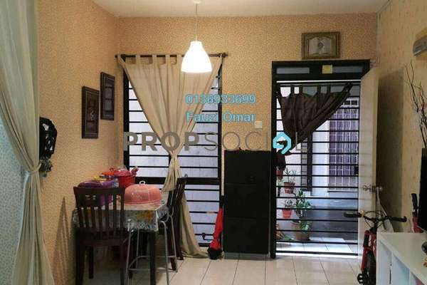 For Sale Apartment at Enggang Apartment, Bandar Kinrara Freehold Unfurnished 3R/1B 165k