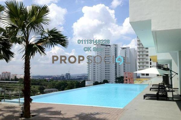 For Sale Condominium at Neo Damansara, Damansara Perdana Freehold Fully Furnished 1R/1B 320k