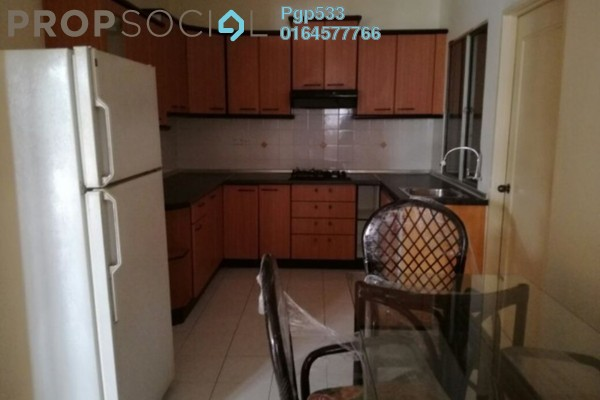 For Rent Condominium at Villa Emas, Bayan Indah Freehold Fully Furnished 3R/2B 1.2k