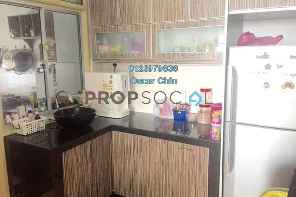 For Rent Condominium at Sierra Residency, Bandar Kinrara Freehold Semi Furnished 3R/2B 1.3k