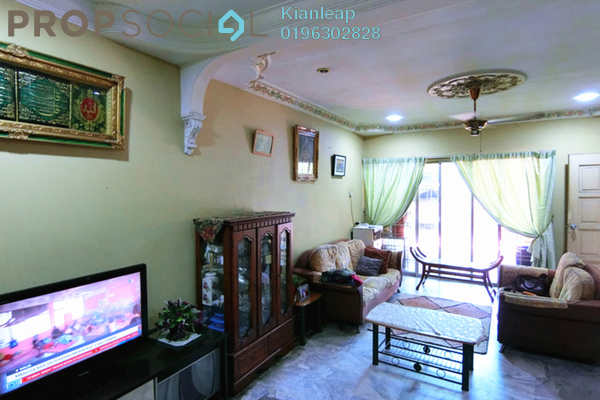 For Sale Terrace at Oakland Commercial Centre, Seremban Freehold Semi Furnished 4R/3B 369k