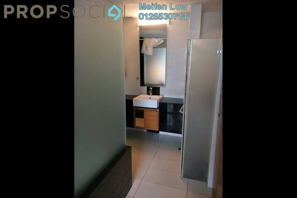 For Rent Condominium at Dua Sentral, Brickfields Freehold Fully Furnished 1R/1B 2.2k
