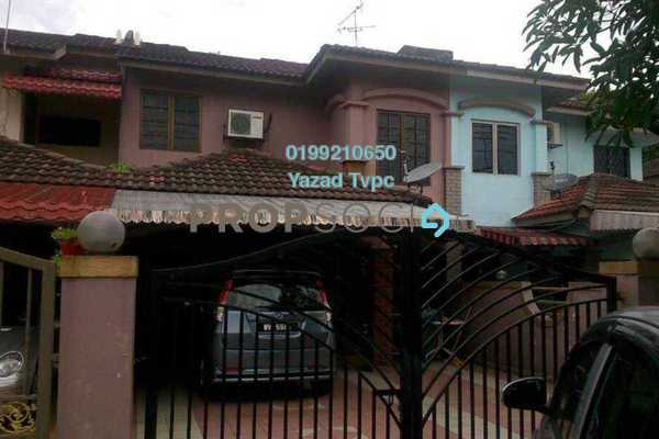 For Sale Terrace at Pandan Perdana, Pandan Indah Freehold Unfurnished 4R/3B 690k