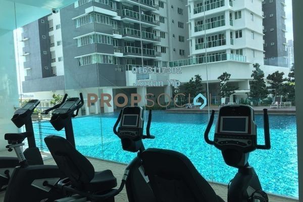 For Sale Condominium at The Regina, UEP Subang Jaya Freehold Semi Furnished 3R/2B 550k