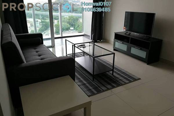 For Rent Condominium at Maxim Residences, Cheras Freehold Fully Furnished 3R/2B 2.1k