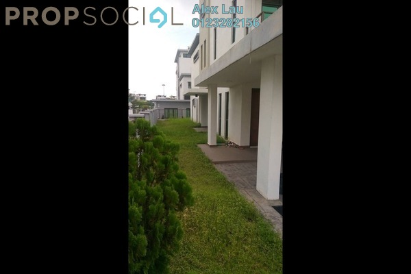 For Sale Terrace at USJ Heights, UEP Subang Jaya Freehold Semi Furnished 5R/6B 1.8m