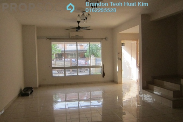 For Sale Terrace at Mutiara Indah, Puchong Leasehold Unfurnished 4R/3B 618k