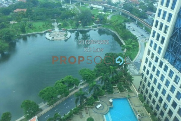 For Rent Serviced Residence at Amcorp Serviced Suites, Petaling Jaya Freehold Fully Furnished 1R/1B 1.7k
