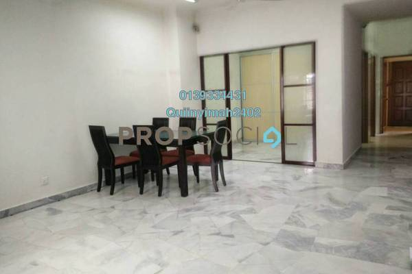 For Rent Terrace at Putra Bistari, Putra Heights Freehold Semi Furnished 5R/3B 2k