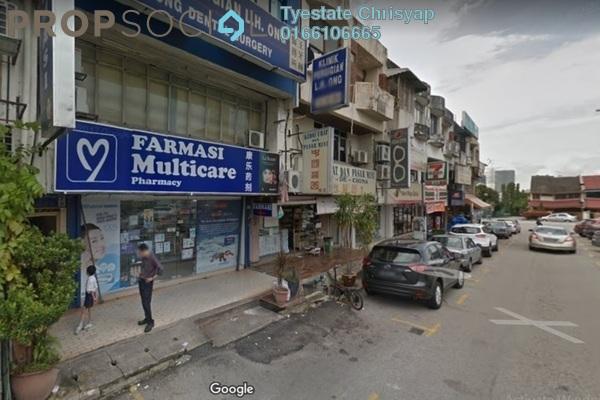 For Rent Shop at Taman Megah, Kelana Jaya Freehold Unfurnished 0R/0B 9k