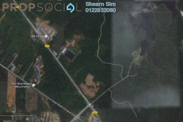 For Sale Land at Kampung Bukit Cherakah Jaya, Shah Alam Freehold Unfurnished 0R/0B 48m