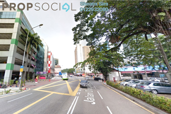 For Sale Land at Jalan Tuanku Abdul Rahman, Chow Kit Freehold Semi Furnished 0R/0B 456m