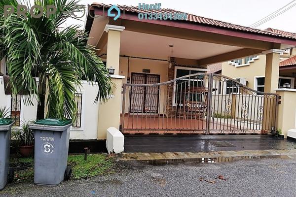 For Sale Semi-Detached at Taman Kesidang Seksyen 1, Melaka Freehold Unfurnished 4R/2B 440k