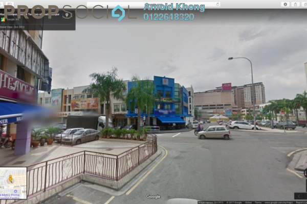 For Rent Shop at Taman Usahawan, Kepong Freehold Unfurnished 0R/0B 1.9k