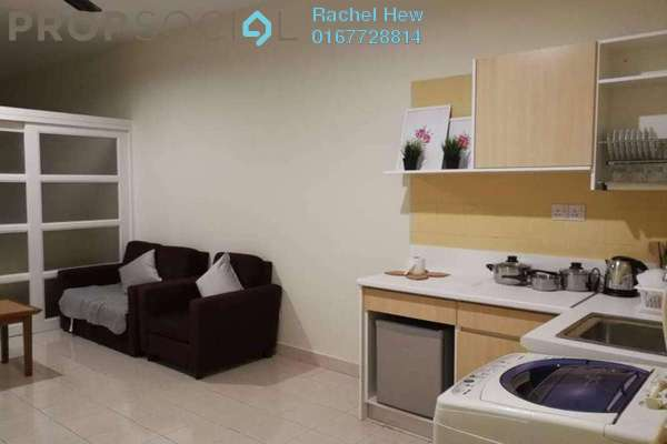 For Rent SoHo/Studio at Menara PGRM, Cheras Freehold Fully Furnished 0R/1B 1.5k