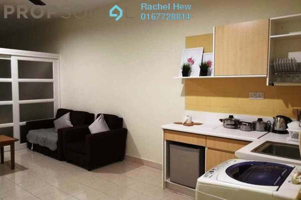 For Rent SoHo/Studio at Seri Cempaka, Cheras Freehold Fully Furnished 0R/1B 1.5k