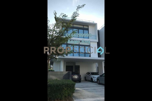 For Rent Semi-Detached at Grove, Sungai Besi Freehold Semi Furnished 4R/5B 6k