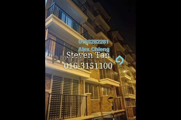 For Rent Apartment at Goodview Heights, Kajang Freehold Semi Furnished 3R/2B 800translationmissing:en.pricing.unit
