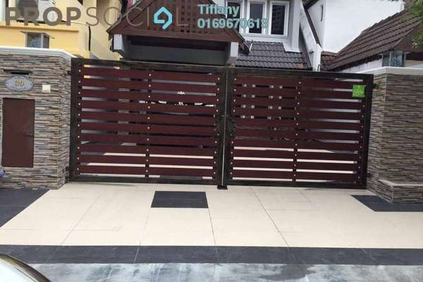 For Sale Terrace at Gasing Indah, Gasing Heights Freehold Semi Furnished 4R/3B 1.29m
