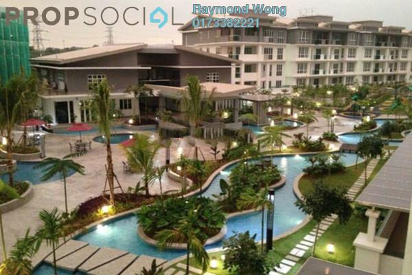 For Rent Condominium at Subang Parkhomes, Subang Jaya Freehold Fully Furnished 4R/3B 2.5k