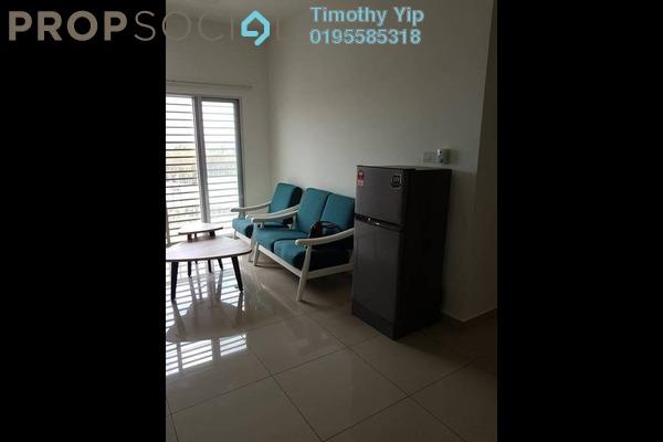 For Rent Condominium at Jadite Suites, Kajang Freehold Fully Furnished 2R/2B 1.6k