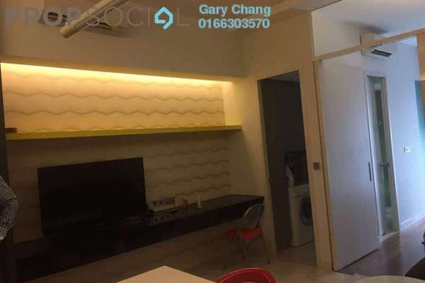 For Rent Condominium at The Signature, Sri Hartamas Freehold Fully Furnished 1R/1B 2.5k