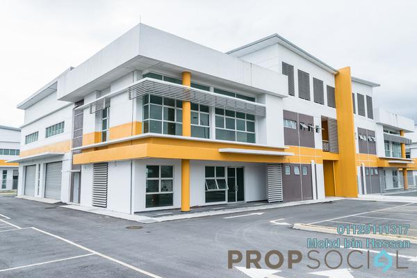 For Sale Factory at Bandar Sultan Suleiman, Port Klang Leasehold Unfurnished 0R/0B 2.94m
