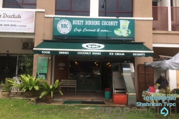 For Sale Shop at Section 5, Wangsa Maju Freehold Semi Furnished 0R/2B 870.0千