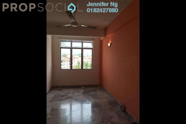 For Rent Apartment at Goodyear Court 10, UEP Subang Jaya Freehold Unfurnished 3R/2B 1.15k