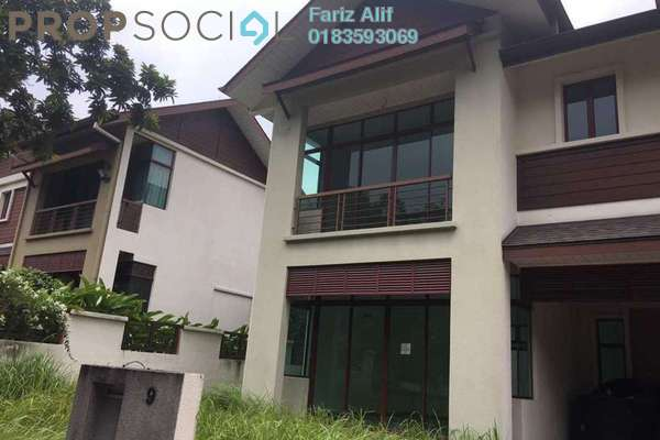 For Sale Semi-Detached at D'Puncak, Bukit Jelutong Freehold Unfurnished 6R/7B 3.7m
