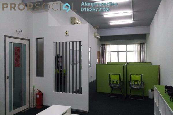 For Rent Office at Kuchai Business Park, Kuchai Lama Freehold Semi Furnished 0R/2B 1.7k