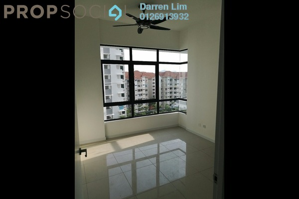 For Rent Condominium at Fortune Perdana Lakeside, Kepong Freehold Semi Furnished 3R/3B 1.5k