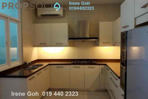 For Rent Condominium at Fettes Residences, Tanjung Tokong Freehold Fully Furnished 4R/4B 4.5k