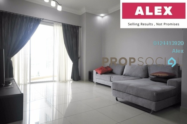 For Rent Condominium at Subang Olives, Subang Jaya Freehold Fully Furnished 3R/3B 3.1k