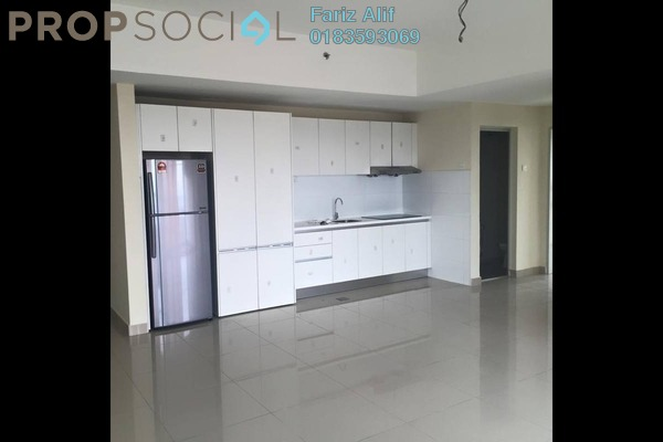 For Sale Condominium at Suria Jelutong, Bukit Jelutong Freehold Semi Furnished 2R/2B 550k