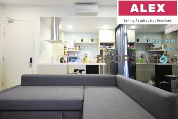 For Sale SoHo/Studio at Eve Suite, Ara Damansara Freehold Semi Furnished 1R/1B 550k