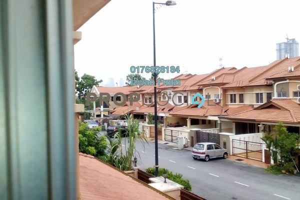 For Sale Semi-Detached at Dataran Pandan Prima, Pandan Indah Leasehold Semi Furnished 4R/4B 1.7m