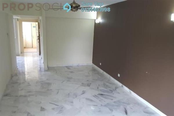 For Rent Condominium at Desarina, Taman Desa Freehold Semi Furnished 3R/2B 1.8k